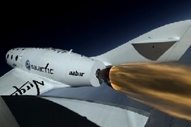 Christmas Day lift-off into space for Virgin Galactic and Abu Dhabi | Good news from the Stars | Scoop.it