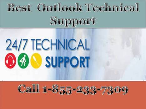1-855-233-7309 Toll Free Outlook Email Technical Support Number USA | Outlook Password Recovery | Scoop.it