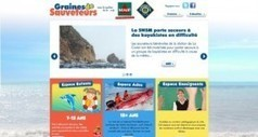 Un site web pour la prévention maritime | Carnets de plongée | Scoop.it