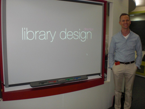 An Injection of Ideas on Library Design | library design | Scoop.it