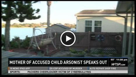 "Mom of 11-year-old Florida serial arsonist ""devastated"" by his arrest (VIDEO) 