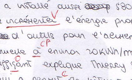 Comment corriger les copies des élèves - FLE | Pédagogie et FLE | Scoop.it