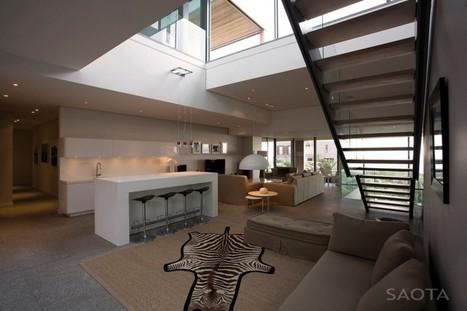 Plett 6541+2 Residence by SAOTA | Interior & Decor | Scoop.it