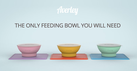 The Only Baby Feeding Bowl You Will Need | Futuristic Technologies | Scoop.it