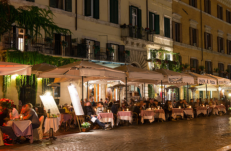 Tips For Dining Out in Italy | I Love Traveling | Scoop.it