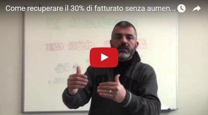 Gestione aziendale | Come recuperare il 30% di fatturato senza aumentare i clienti | Imprenditore Italiano | Giurisprudenza Italiana sugli strumenti giuridici | Scoop.it