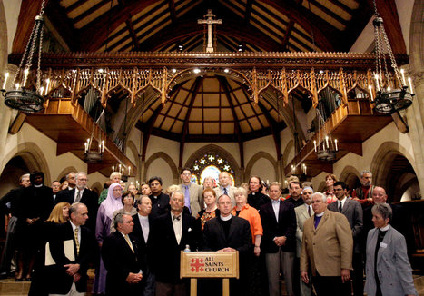 Church Opens Arms to Muslim Group, and Is Taken to Task - New York Times | The Indigenous Uprising of the British Isles | Scoop.it