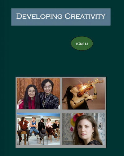 » Announcing the Developing Creativity Magazine | Create! Words or Otherwise | Scoop.it