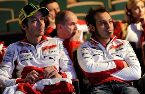 GPone.com | Guareschi: Rossi could go faster | Ductalk Ducati News | Scoop.it