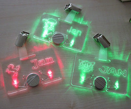 LED Nametag | Open Source Hardware News | Scoop.it