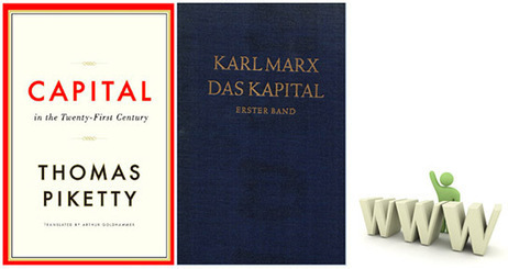 "Thomas Piketty's Book ""Capital in the Twenty-First Century"", Karl Marx and the Political Economy of the Internet 