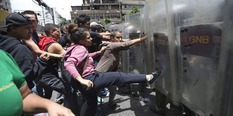 Le Venezuela en état d'urgence économique, l'armée appelée au secours | Venezuela | Scoop.it