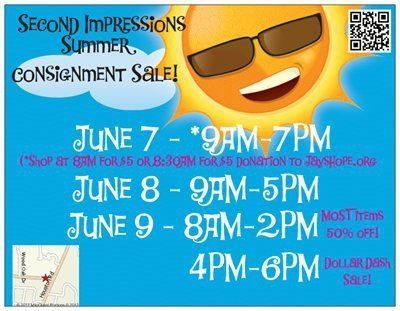 Giveaway!  Four Pre-Sale Passes to Second Impressions Consignment Sale | Shopping in Macon Middle GA | Scoop.it