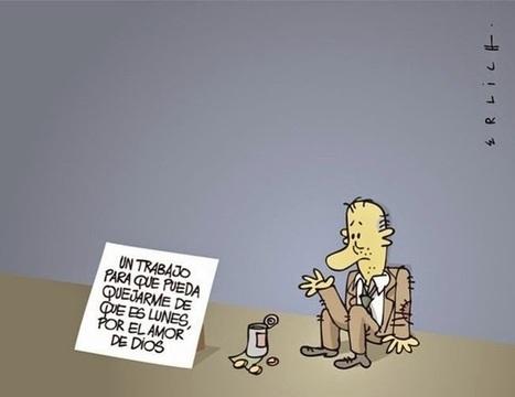 PENSANDO EN ALTO POSITIVAMENTE: SOBRE LAS QUEJAS Y LOS QUEJICAS | Formateate.net | Scoop.it