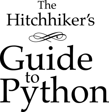 "The Hitchhiker's Guide to Python! — The Hitchhiker's Guide to Python | ""Computação Forense"" 