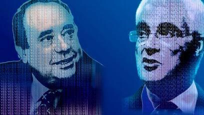 Salmond and Darling: The Debate - Tuesday, August 5   Press coverage - Centre on Constitutional Change   Scoop.it