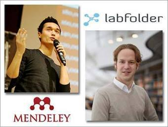 Mendeley and Labfolder founders on how digital tools can revolutionize research | services numériques et digital humanities | Scoop.it