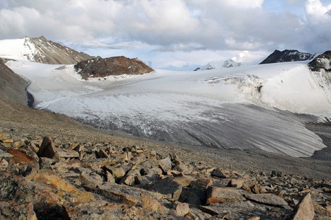 Meltwater from Tibetan glaciers floods pastures | Sustain Our Earth | Scoop.it