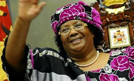 Malawi :  Président Dr Joyce Banda, est la deuxième africaine chef d'Etat en Afrique - CAMEROUN PRESSE INFOS | FEMMES NOIRES FEMMES DE POUVOIR | Scoop.it