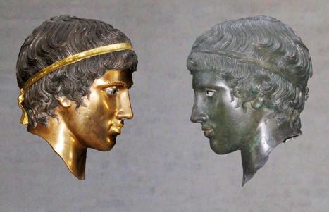 Los colores originales de Grecia: cuando el mármol es como lo pintan | Net-plus-ultra | Scoop.it