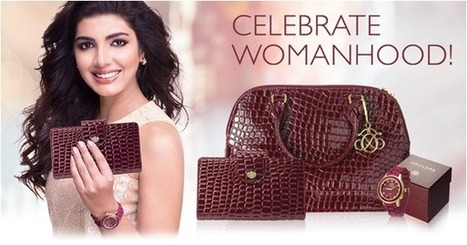 Celebrate Womanhood with Bordeaux Burgundy Fashion Collection!   Beauty & Fashion Tips   Scoop.it