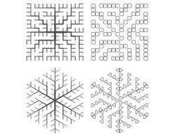 Snowflake-shaped networks are easiest to mend | collectibles from scoop.it | Scoop.it