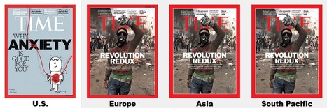 American vs. International News: Time & Newsweek | AP Human Geography Education | Scoop.it