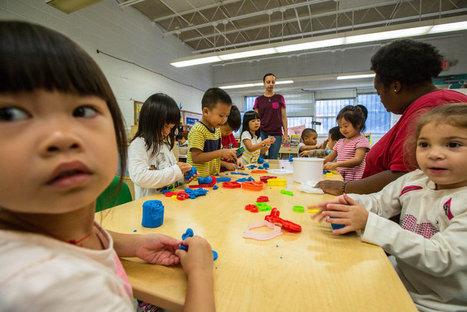 Racial Segregation in New York Schools Starts With Pre-K, Report Finds | digital divide information | Scoop.it