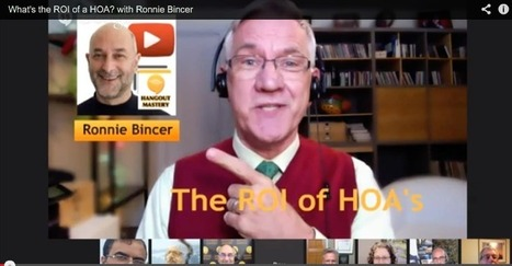 How Business Can Use Google Plus Hangouts On Air | Google - a Plus for Business | Scoop.it