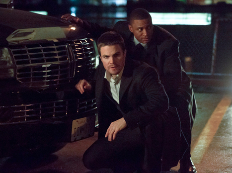 TV Friendships: Will 'Arrow' season 5 bring Oliver, Diggle closer together? | ARROWTV | Scoop.it
