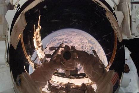 The Best Space Selfies | Zeitgeist | Scoop.it