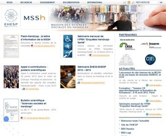 La MSSH lance son nouveau site web | E-Health | Scoop.it