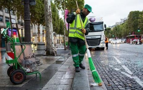 La saleté à Paris : du balai ! - le Parisien | Actualités écologie | Scoop.it
