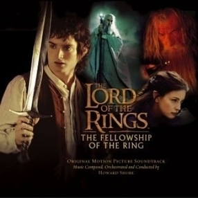 Howard Shore The Lord Of The Rings: The Fellowship Of The Ring - 2001 songs for listen or download on digital music storage | All that Jazz! | Scoop.it
