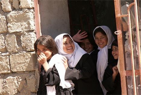 Avec Girls Can Code, les jeunes Afghanes découvrent la programmation | Innovation sociale | Scoop.it