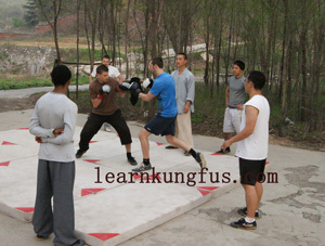 Learn Sanda(Chinese kickboxing) in China | Kung Fu and Martial Arts Training | Scoop.it