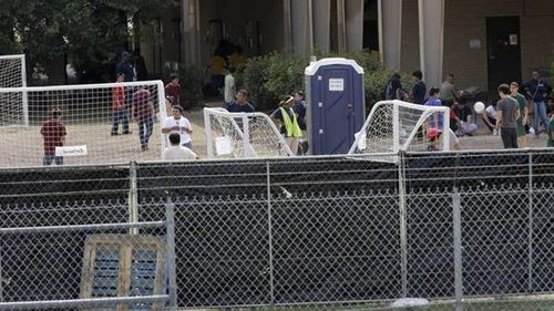 oblama Turning Our Military Bases into Illegal Alien detention camps, TX officials ask Border for Help