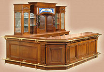 Custom Home Bars for Sale | Creating A Home Wine Bar | Scoop.it
