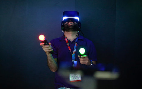 To Bring Virtual Reality to Market, Furious Efforts to Solve Nausea | Tracking Transmedia | Scoop.it