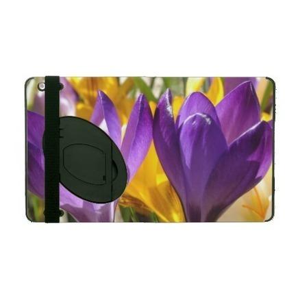 Purple and Yellow Flowers iPad Cases   Adriane Designs   Scoop.it