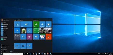 Windows 10 : nombreuses améliorations pour la mise à jour cumulative 10586.122 | Sécurité Informatique | Scoop.it