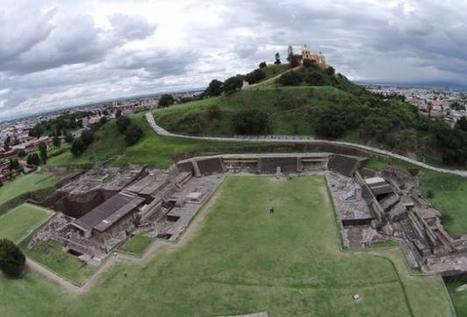 Parque recreativo en Cholula deja afectación irreversible, denuncian - e-consulta   Arte y cultura en Mesoamérica, México colonial y revolucionario   Scoop.it