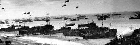 D-Day, le Débarquement et la bataille de Normandie | Histoire de France par ClC | Scoop.it