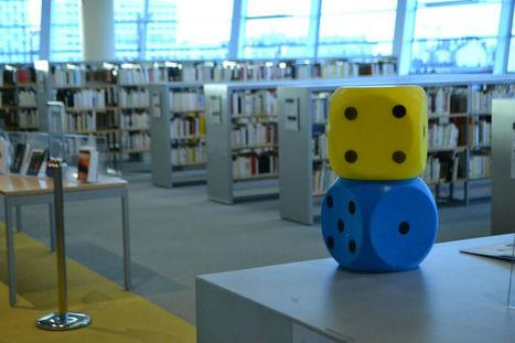 Allons jouer à la bibliothèque ! | Preparation concours assistant | Scoop.it