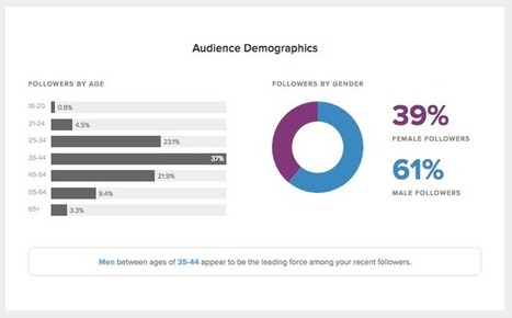 How to Analyze Twitter Followers Effectively | Mastering Facebook, Google+, Twitter | Scoop.it
