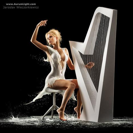 "Top 13 ""Milk Splash"" images from the best photographers | SocialMediaDesign | Scoop.it"