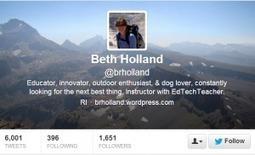 Top 5 ed-tech Twitter accounts we follow | eSchool News | eSchool News | Edtech PK-12 | Scoop.it