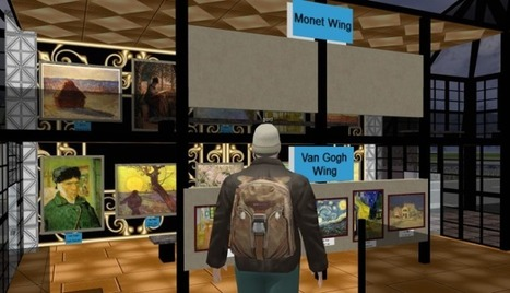 Learning in Immersive Environments. It just makes sense. | Gord Holden | LinkedIn | Immersive Technology for Learning | Scoop.it
