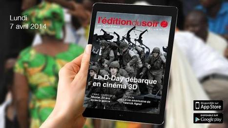 Dans l'édition du soir. Le D-Day débarque en cinéma 3 D | Ma Bretagne | Scoop.it