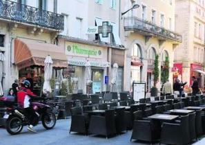 Carcassonne. Terrasses : du «pastis» au m2 - LaDépêche.fr | Carcassonne | Scoop.it